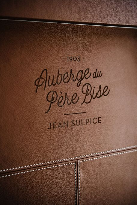 Xavier Salerio : Auberge du Père Bise - Jean Sulpice