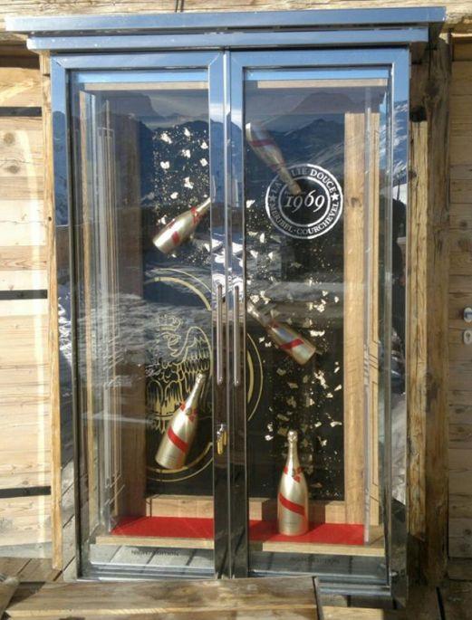 Xavier Salerio : Champagnes MUMM
