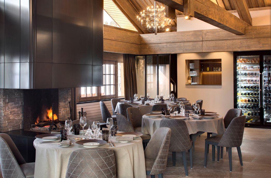 Xavier Salerio : Hôtel Allodis - restaurant